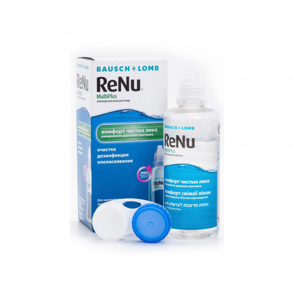 ReNu MultiPlus, 240 мл.