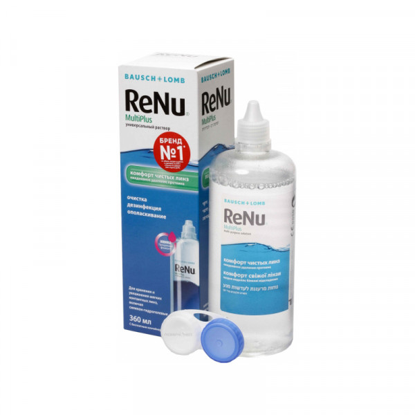ReNu MultiPlus, 360 мл.